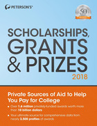 Peterson's® Scholarships, Grants & Prizes 2018, ed. 22, v.