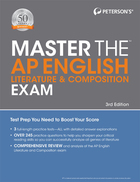 Peterson's Master the™ AP® English Literature and Composition Exam, ed. 3, v.