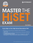 Master the™ HiSET® Exam, ed. 2, v.