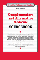 Complementary and Alternative Medicine Sourcebook, ed. 5, v.  Cover