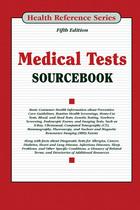 Medical Tests Sourcebook, ed. 5, v.  Cover