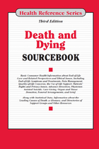 Death and Dying Sourcebook, ed. 3