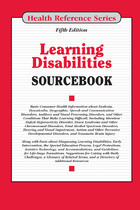 Learning Disabilities Sourcebook, ed. 5, v.  Cover