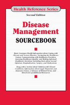 Disease Management Sourcebook, ed. 2