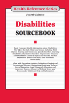 Disabilities Sourcebook, ed. 4, v.
