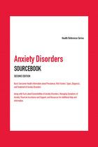 Anxiety Disorders Sourcebook, ed. 2, v.