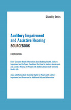 Auditory Impairment and Assistive Hearing Sourcebook, ed. , v.  Icon