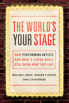 The World's Your Stage, ed. , v.