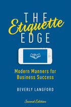 The Etiquette Edge, ed. 2, v.