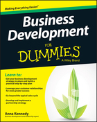 Business Development For Dummies®, ed. , v.