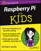 Raspberry Pi For Kids For Dummies®, ed. , v.