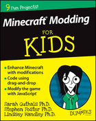Minecraft Modding For Kids For Dummies®, ed. , v.