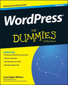 WordPress For Dummies®, ed. 7