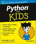 Python® For Kids For Dummies®