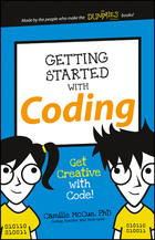 Getting Started with Coding, ed. , v.