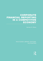 Corporate Financial Reporting in a Competitive Economy, ed. , v.