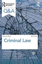 Criminal Law 2013–2014, ed. 9, v.