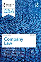 Company Law 2013-2014, ed. 8, v.