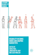 Disability in Comic Books and Graphic Narratives, ed. , v.