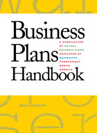 Business Plans Handbook, v. 34 Cover