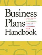 Business Plans Handbook, ed. , v. 36 Cover