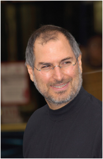 One of the most iconic business leaders of the early 21st century, Apple founder Steve Jobs (1955–2011) favored an autocratic and confrontational style of management.