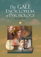 The Gale Encyclopedia of Psychology, ed. 3, v.
