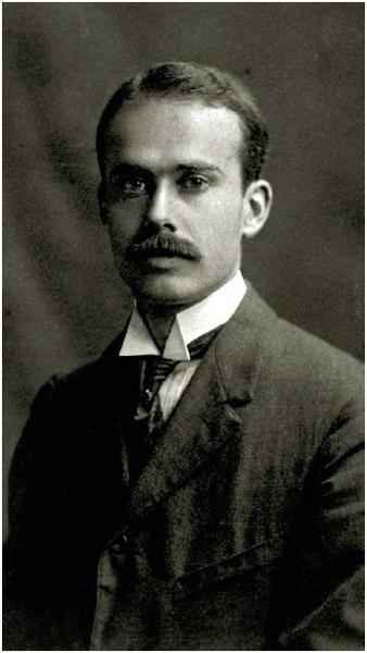 Mental health reformer Clifford Whittingham Beers.