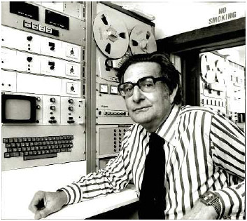 Psychologist Hans Eysenck.