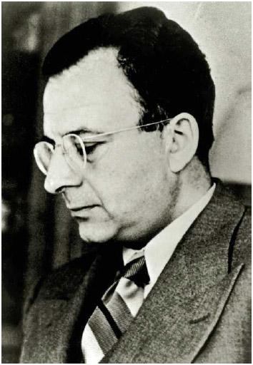 German-born psychoanalyst Erich Fromm.