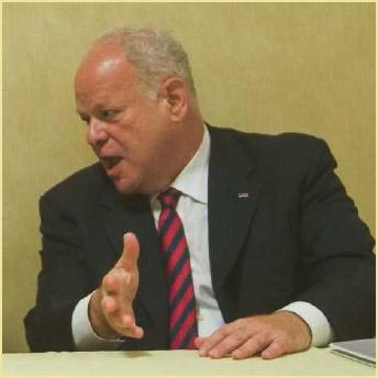 American psychologist Martin Seligman.