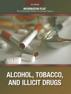 Alcohol, Tobacco, and Illicit Drugs, ed. 2017