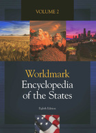 Worldmark Encyclopedia of the States, ed. 8, v.