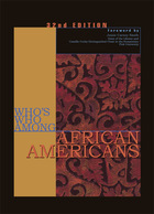 Who's Who Among African Americans, ed. 32