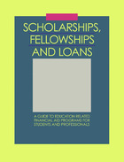 Scholarships, Fellowships and Loans, ed. 35, v.