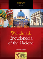 Worldmark Encyclopedia of the Nations, ed. 14, v.