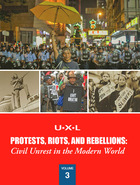 UXL Protests, Riots, and Rebellions, ed. , v.  Icon
