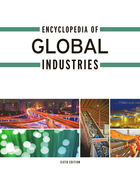Encyclopedia of Global Industries, ed. 6, v.