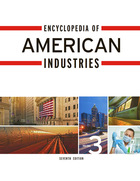 Encyclopedia of American Industries, ed. 7, v.