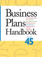 Business Plans Handbook, ed. , v. 45 Icon