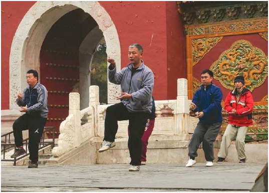 Qigong, Definition, Purpose, Demographics, History