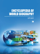 Encyclopedia of World Biography, ed. 2, v. 38