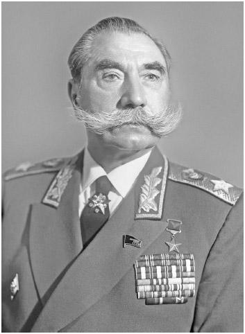 Semyon Mikhailovich Budyonny