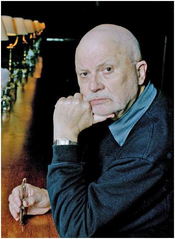 Geoffrey Hill