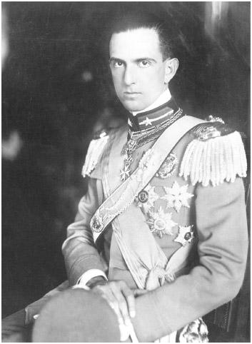 Umberto II, King of Italy