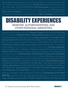 Disability Experiences, ed. , v.