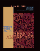 Who's Who Among African Americans, ed. 34, v.