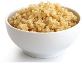 Quinoa is a very popular dish in South America.