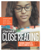 A Close Look at Close Reading, ed. , v.