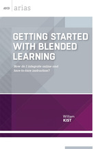 Getting Started with Blended Learning, ed. , v.